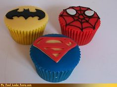My nephews would love these...and my dad!