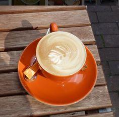 Perfect latte by Kaldi
