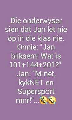 Wedding Jokes, Afrikaanse Quotes, Diy Crafts Hacks, Funny Quotes About Life, Jokes Quotes, Kids Songs, Happy Quotes, Funny Jokes, Thats Not My