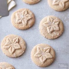Brown butter for the special touch to these cookies. They're soft, sugary, and have just the right amount of moisture.