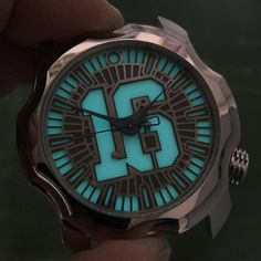 The Ice Blue special! Sarpaneva KO Glow from the Tritec!! Ice Cool!!