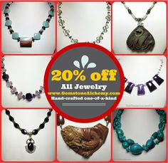 Save 20% or more on Gemstone #Alchemy #transformational #Jewelry #BlackFridayWeek #one-of-a-kind