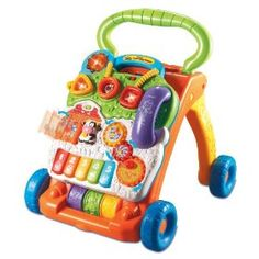 Vtech Sit-to-Stand Learning Walker.  List Price: $37.99  Sale Price: $32.00  More Detail: http://www.giftsidea.us/item.php?id=b000nzq010