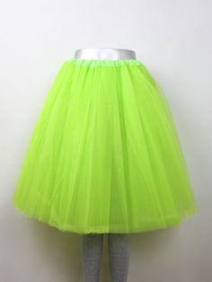 NEU Tütü 6 Lagen / 60 cm lang / Tutu Ballettrock Tüllrock Petticoat Rock Ballett | eBay