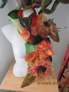 Great for fall. Beautiful colors. Kim Couture