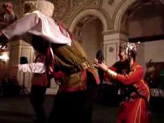 Turkmen dance & music in Chicago.