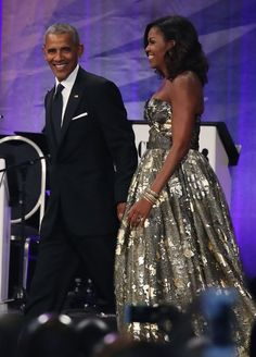 """Barack Obama Is Fully Aware That He's """"Blessed"""" to Have Michelle by His Side"""