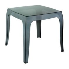 Transparentny stolik Duch #table #coffee #coffeetable #home #modern #design #homedecor #homedesign #furniture #polycarbonate