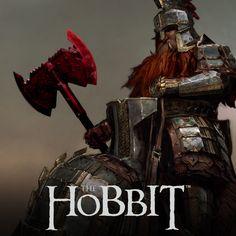 The Hobbit: The Battle of Five Armies - Hero Dwarves, WETA WORKSHOP DESIGN STUDIO on ArtStation at https://www.artstation.com/artwork/8O9Nn