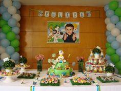doki festa - Buscar con Google Doki, Birthday Cake, Desserts, Cards, Google, Ideas, Fiestas, Tailgate Desserts, Deserts