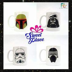 #StarWars #Fadycreaciones #Tazas #Mugs