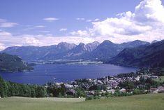 St. Gilgen panoramic view