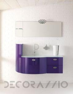 Awesome Black And White Bathroom Furniture U2013 Modo By EuroLegno : Awesome  Black And White Bathroom Furniture U2013 Modo By EuroLegno With White Vanity Au2026  ...