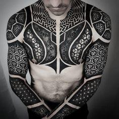 Mr. Numb is the World No.1 Numbing Cream - www.beyondtattoos.co.uk Badass Tattoos, Life Tattoos, Body Art Tattoos, Tattoos For Guys, Full Body Tattoo, Sleeve Tattoos, Hirsch Tattoo, Tattoo Homme, Blackout Tattoo