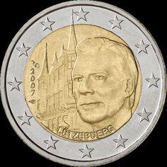 Luxemburgo 2€-2007