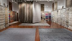Modern Rug Studio at Rug Mart Houston