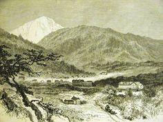 Manitou Springs Resort Pike's Peak Colorado, 1877