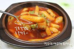 생생정보통의 대박집 국물떡볶이 황금레시피 대공개^^ -