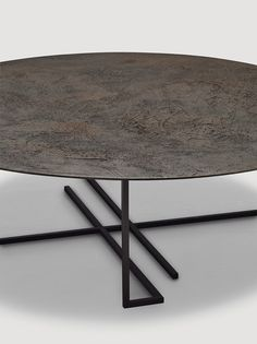 Coffee table / contemporary / metal / round - URUSHI by Ce Studio - da
