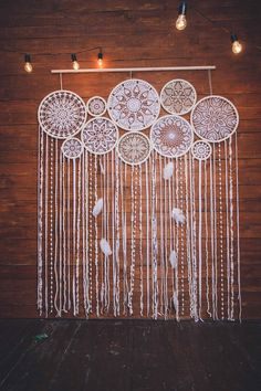 This beautiful large dream catcher wall hanging will make your boho home warm and cozy. Large Dream Catcher, Dream Catcher Boho, Dream Catchers, Home Decor Bedroom, Diy Home Decor, Bedroom Ideas, Diy Bedroom, Bedroom Wall, Cortinas Boho