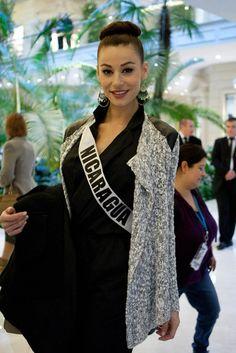 Nastassja Bolivar Miss Nicaragua Universe 2013