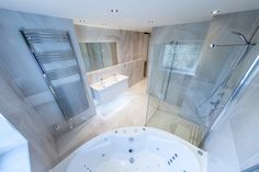 1st Apartment, Whirlpool Bathtub, Home Automation, Luxury Apartments, Terrace, River, Technology, Bathroom, House