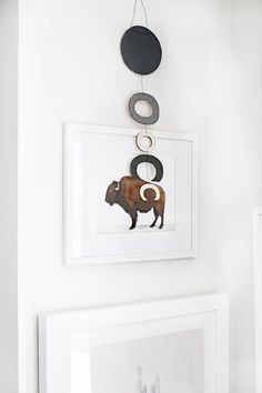 DIY Scandinavian Wall Hanging