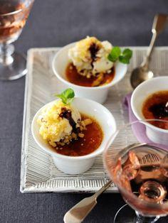 口のなかでパチパチ&パリパリ&とろーり。SO AMAZING!|『ELLE a table』はおしゃれで簡単なレシピが満載!