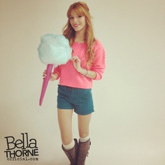 Bella Thorne Bop and Tiger Beat shoot