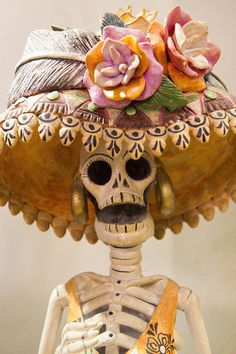 Catrina - #Mexican icon Days of the Dead