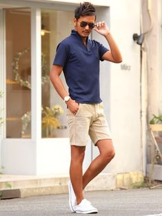 Summer Wear, Summer Outfits, Casual Outfits, Men Casual, Older Mens Fashion, Modern Man, Fashion Looks, Ootd, My Style
