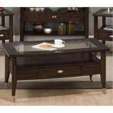 Montego Merlot Coffee Table