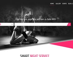 "Check out new work on my @Behance portfolio: ""night club Website"" http://be.net/gallery/37494829/night-club-Website"