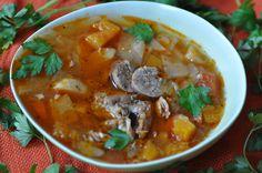 Kawlata – Maltese pork soup