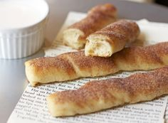 Cinnamon Sugar Twists | Lilyshop Blog by Jessie Jane