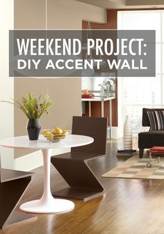 about making a statement. By creating your very own DIY accent wall ...