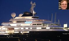 Owner: Paul Allen Price: approx. $ 200 million Paul Allen is popularly known worldwide, as one of the co-founders of software giant, Microsoft. But is other interests also include sailing, and hence he acquired this asset. Known as one of the largest mega-yachts in the world, this yacht is a total of 414 feet long. This luxury boat has the capability of being underwater of 2 weeks continuously, and is also equipped with a submarine which can take in 10 people, for emergency situations. Other…