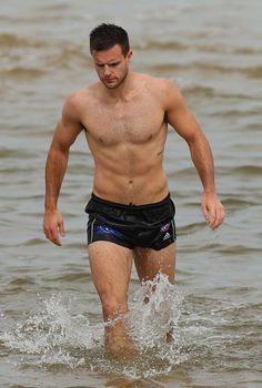 Collingwood Magpies Recovery Session