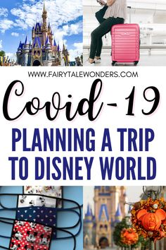 When Disney World reopened after a 4 month closure, a lot had changed. Along with the changes to the park experience comes changes to the planning process. In this blog post, we're sharing everything you need to know about how to plan a trip to Disney World during COVID-19! If you're planning to visit Disney World anytime soon, be sure to pin this post to save it! Walt Disney World Vacations, Disney Trips, Disney Parks, Plan A, How To Plan, Disney Couples, Disney World Tips And Tricks, Travel Couple, Fairytale