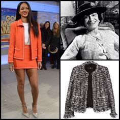 Chanel, Rihanna, Chanel Jacket, Fashion History