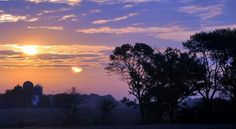 Indiana sunrise ♡