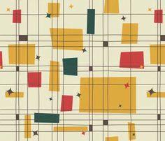 mid century modern pattern - Bing Images