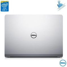 "Notebook Dell, Intel Core i7-4510U, 16GB de Memória, 1TB de HD, Tela de 15,6"", AMD Radeon HD R7 M265, Inspiron 5000 - i15 5547-A30"