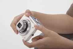 Snap & Share | Canon stellt die PowerShot N vor #powershot N  http://hypesr.us/powershotn