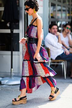 53934bc0e6f7 The Best Street Style From New York Fashion Week