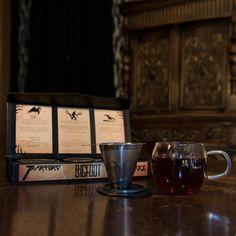 The Deluxe Black Box Tea Gift Set