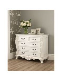 La Rochelle Antique French Style Chest. French Country FurnitureFrench  BathroomFrench BedBedroom FurnitureShabby Chic ...