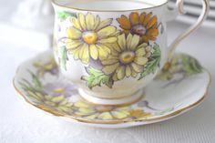 Vintage English Bone China Royal Albert Flower by MariasFarmhouse
