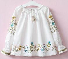 Dresses Length: Above Knee, MiniMaterial: CottonSize: Type: Broadcloth Easter Dresses For Kids, Cute Summer Dresses, Dresses Kids Girl, Fall Dresses, Summer Outfits, Girl Outfits, Long Dresses, European Fashion, European Style