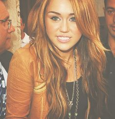 Love Miley Cyrus, AND Her Hair <3